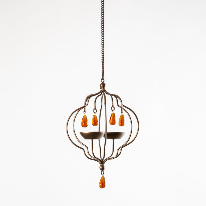 Vrindawan Hanging T Light Holder