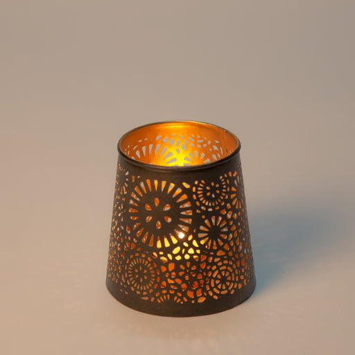 Single Votive T Light Holder (Designed)