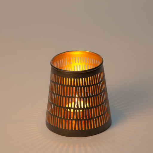 Single Votive T light holder