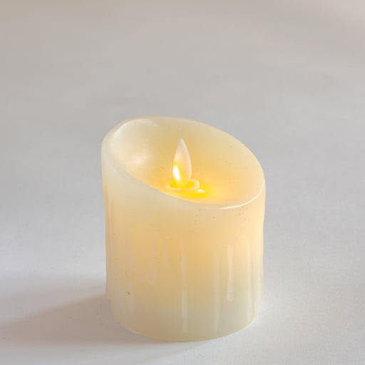 Faith LED Candles (wax coated)