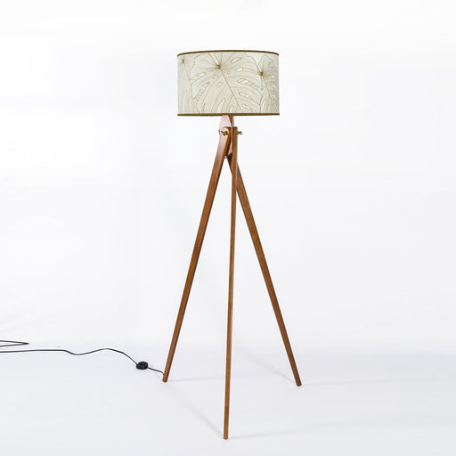 Monstrosa Wooden Floor Lamp