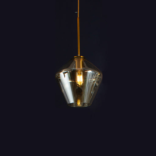 Caspian Glass Pendant Lamp
