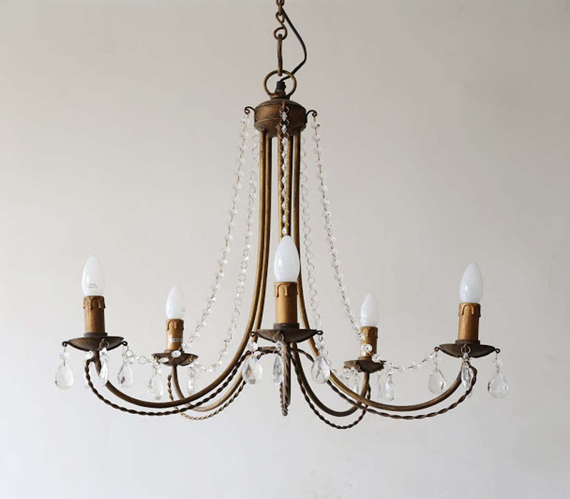 Teara Chandelier (5 arms)
