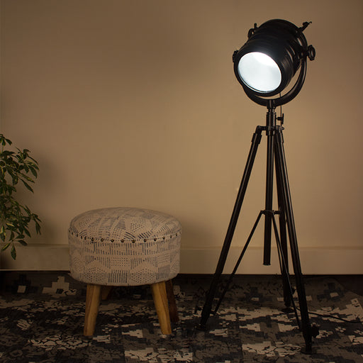 Hero Metal Tripod Floor Lamp