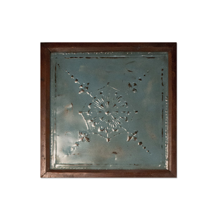 Vintage Impressions Wall Panel (Blue)