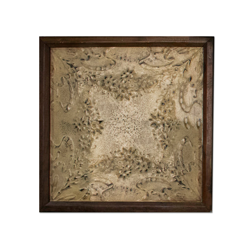 Vintage Impressions Wall Panel (White)