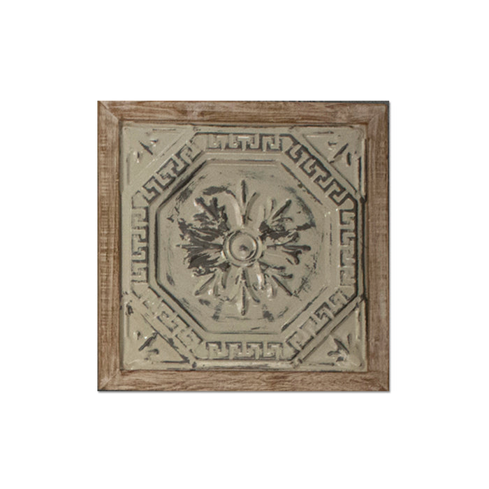 Vintage Impressions Wall Panel (Off White)