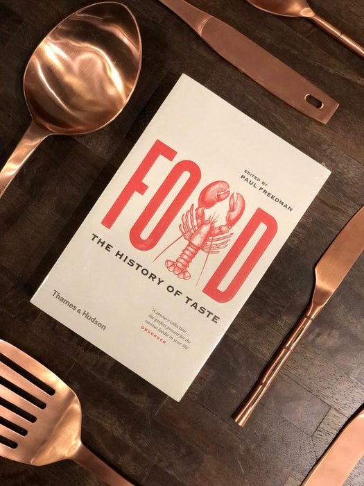 Food - The History of Taste | Book