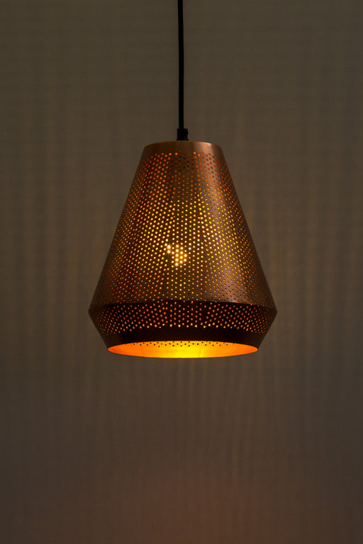 Astara Brass Pendant Light