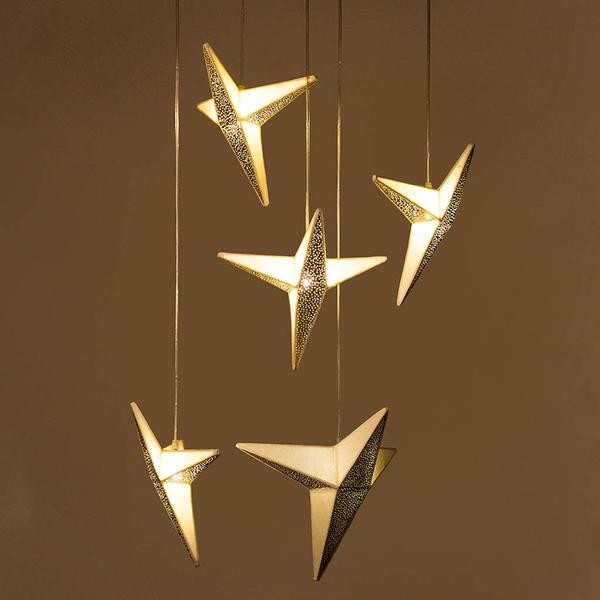 City Birds Pendant Lamp