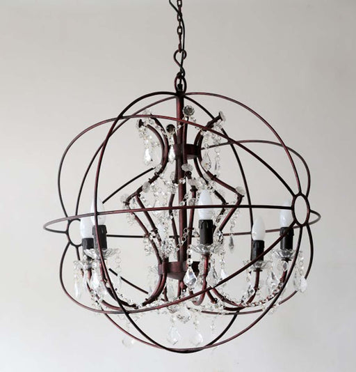 Orb Chandelier (6 arms)