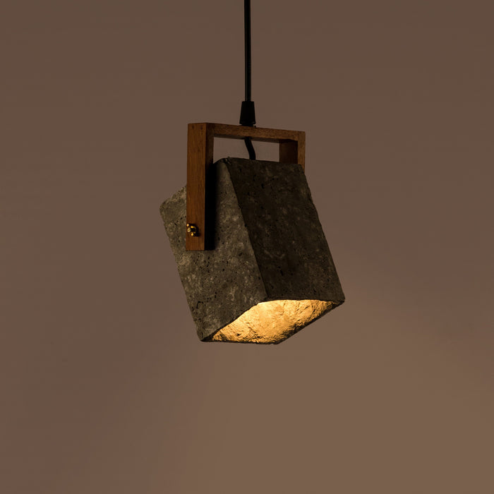 Cubiture Block Spot Pendant Lamp