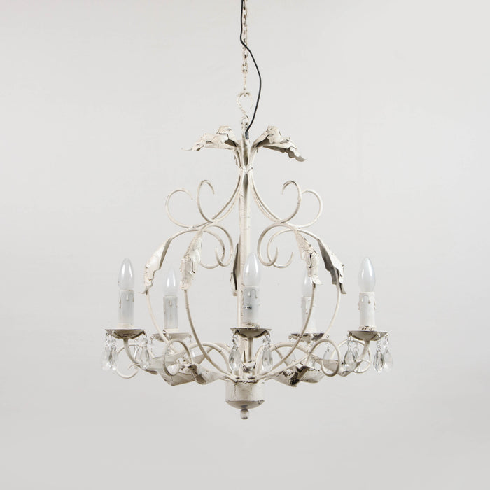 Orchid Chandelier (5 arms)