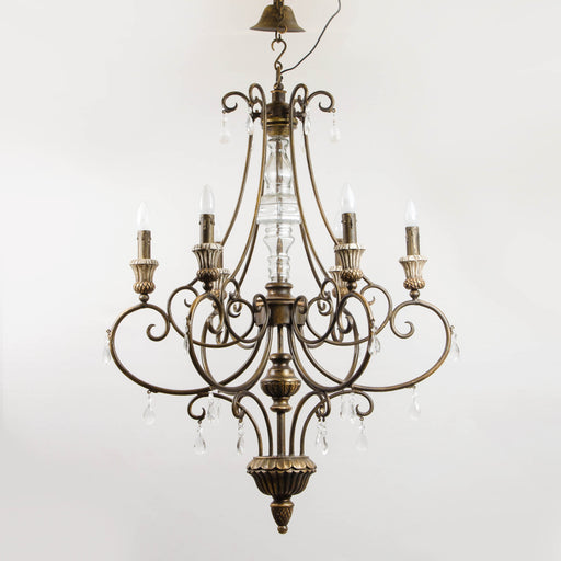 Queenlace Chandelier (6 arms)