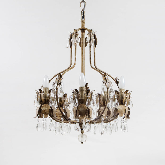 Iris Chandelier (5 arms)