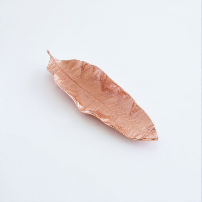 Lasya Leaf Decor (Copper)