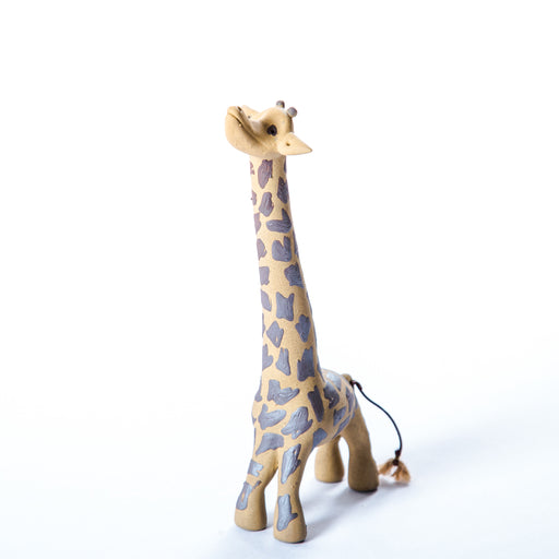 Clay Giraffe Large