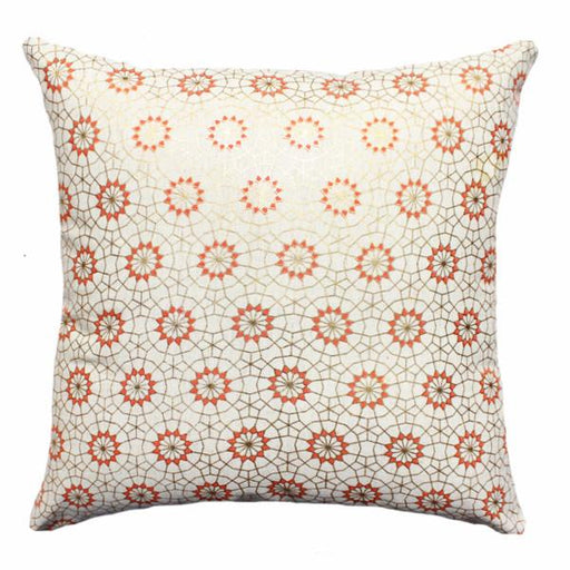 Aza Orange Cushion Cover