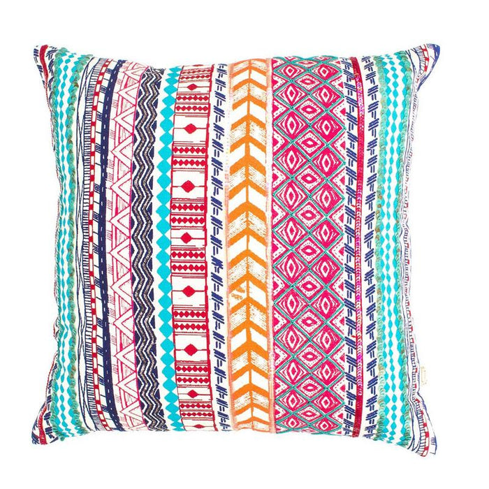 Enarya Beaded Cushion Cover
