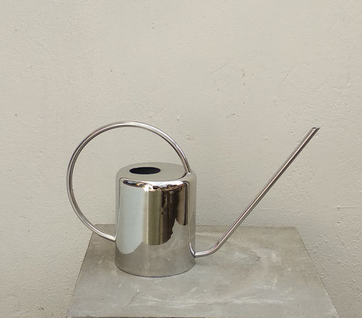 Magnolia Watering Can (Silver)