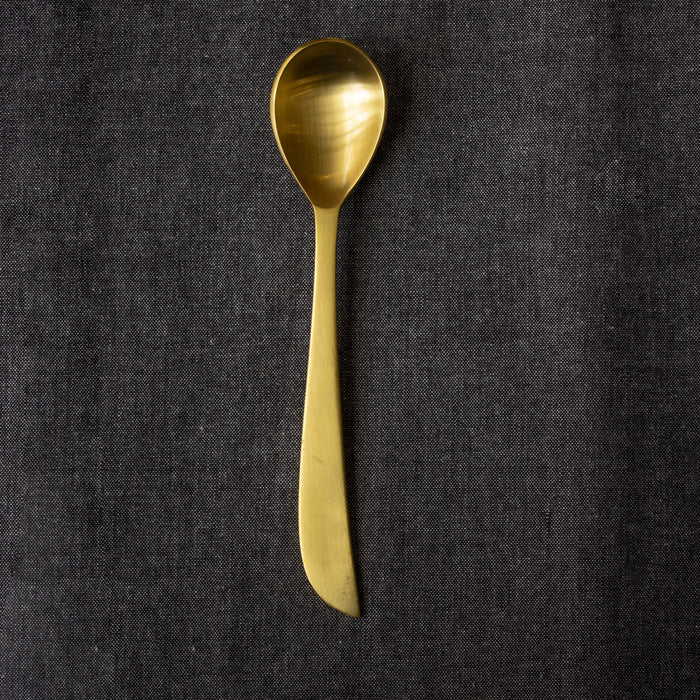 Curved Dinner Spoon