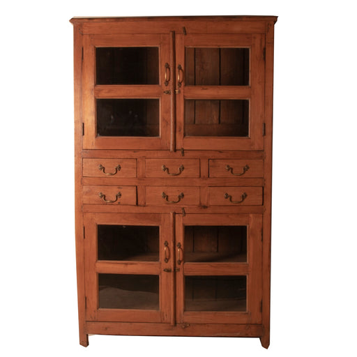 Wooden Cabinet With 6 Drawers