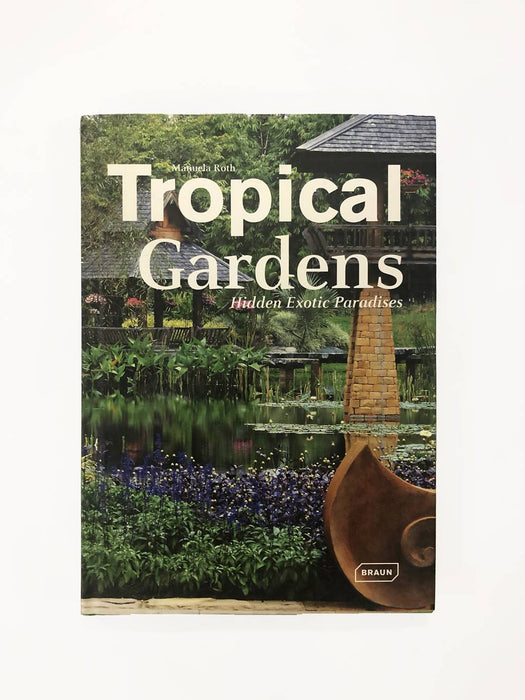 Tropical Garden Hidden Exotic Paradise Book