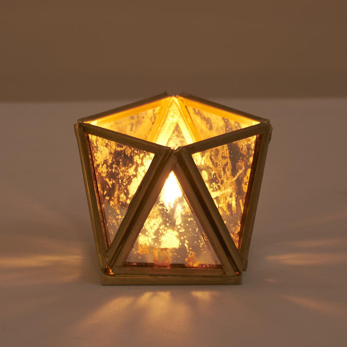 Mercury Tea-light Holder