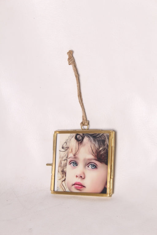 Brass Photo Frame (Square)