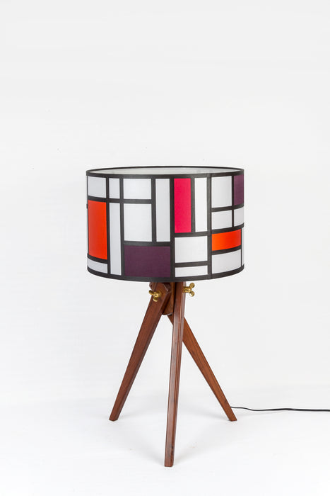 Mondrian Table Lamb