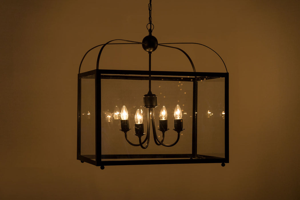 Tate Chandelier Pendant Lamp