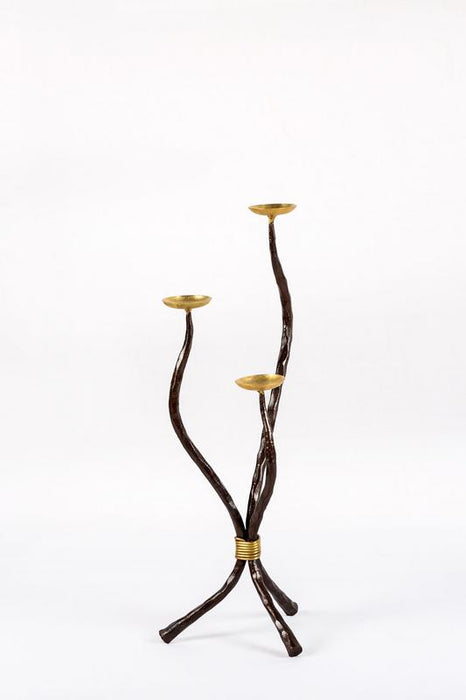 Wall Tripod Candle Stand Floor