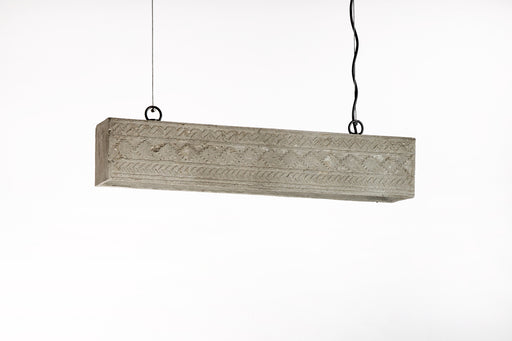 Expanse Assorted Pendant Light (Aztec Print) Small