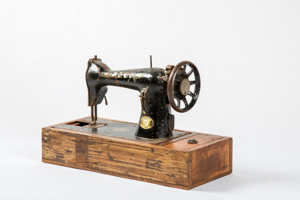 Iron Sewing Machine