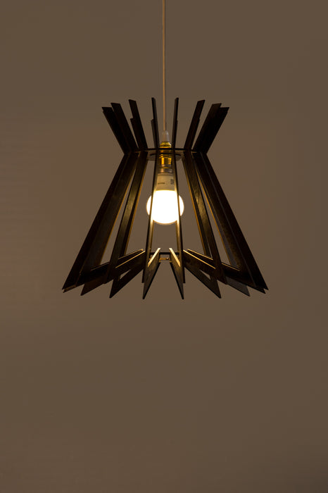 Sigma Pendant Lamp (Black)