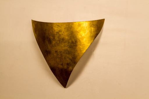 Voile Brass Wall Lamp