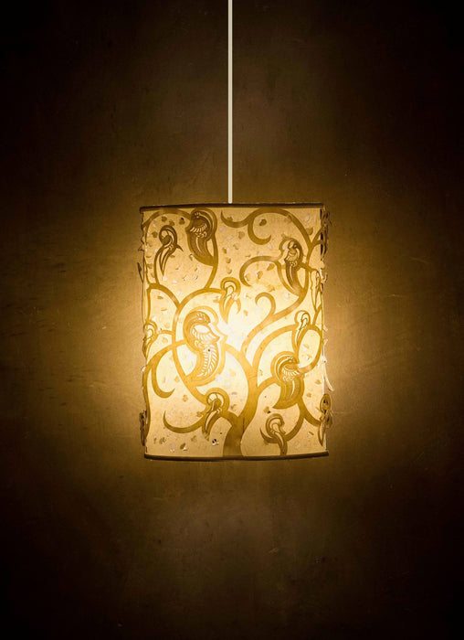 Parrots Shadow Play Pendant Lamp