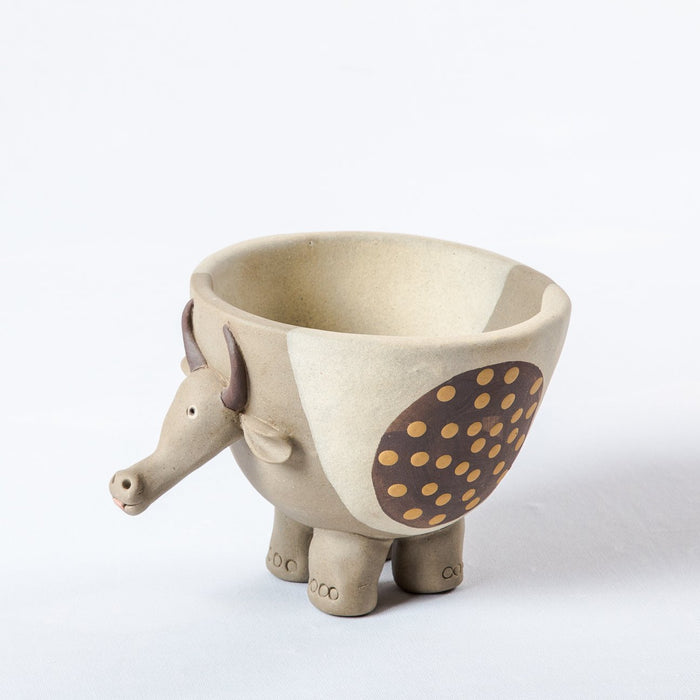Playful Cow Planter
