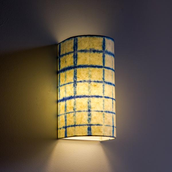 Tower Shibori Wall Lamp