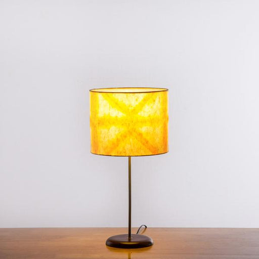 Orange Star Tower Table Lamp