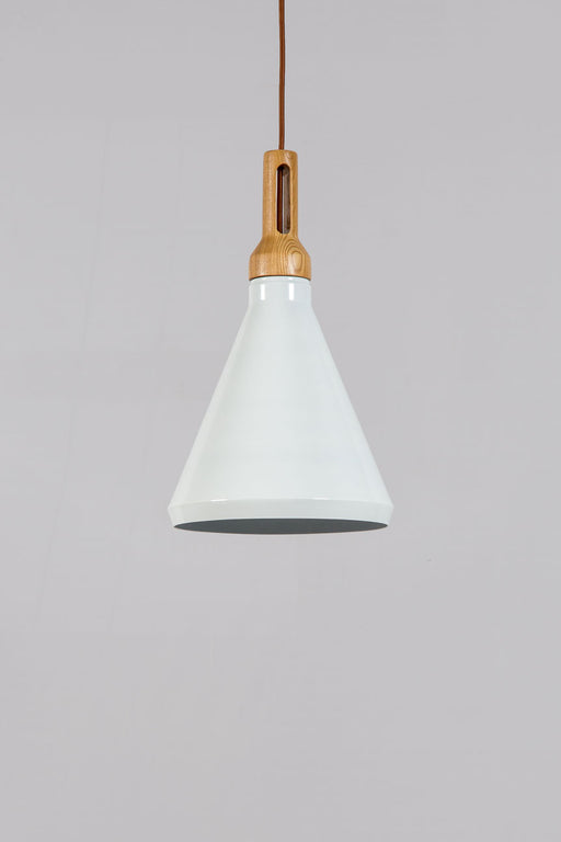 Acme Pendant Lamp (White & Gold)