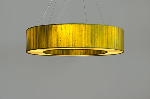 Donut Silk Pendant Lamp (Small)