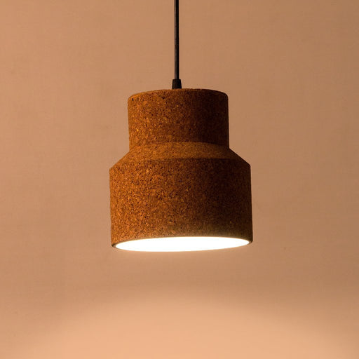 Cork Collar Pendant Lamp