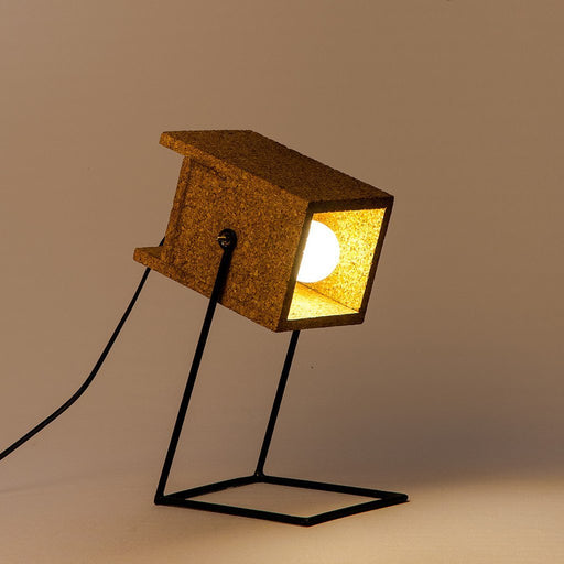 Cork Sleek Table (Light) Table Lamp