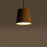 Giri Pendant Lamp Light Cork