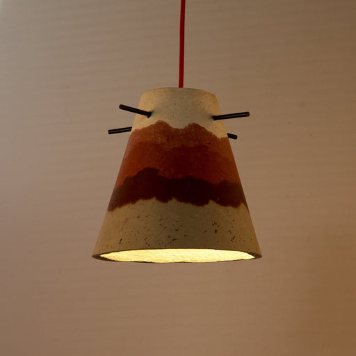 Aglow Pendant Lamp (Red Gradation)