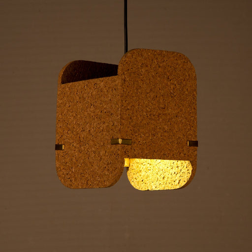 Jude Pendant Lamp (Light Cork)
