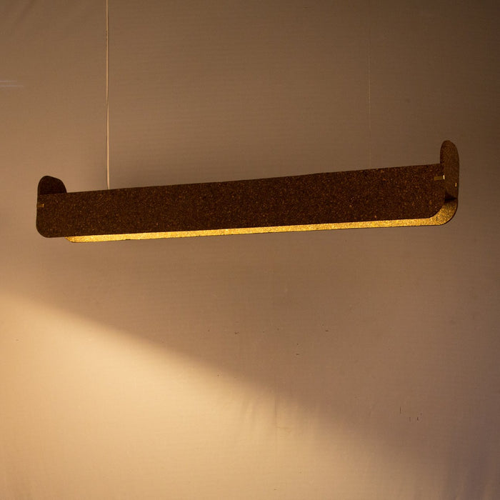 Eden Pendant Lamp (Dark Cork)