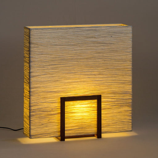 Un-Block Crushed Table Lamp