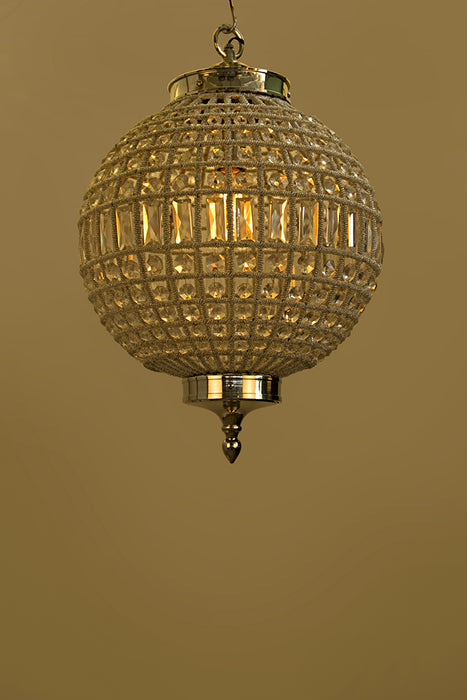 Small Crystal Orbus Pendant Lamp